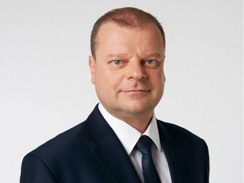 Saulius Skvernelis taip pat pasveikino Palangą, švenčiančią savo perdavimo Lietuvai šimtmetį