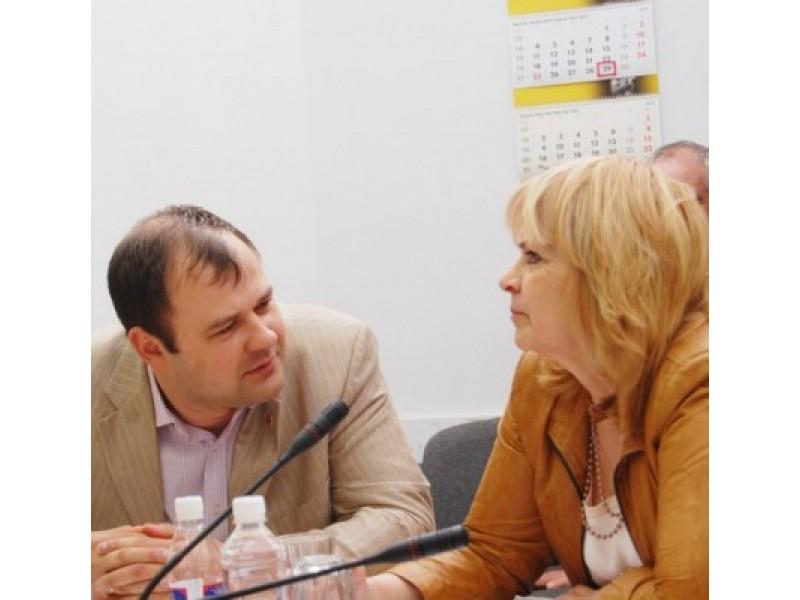 Negavusi socialdemokratų  paramos G. Krasauskienė signalizuoja, kad karalius - nuogas?