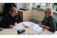 Vilniuje Palanga šiandien pasirašė sutartį dėl Šventosios uosto statybos II etapo darbų finansavimo
