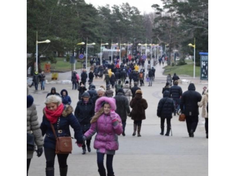 Lietuvos savivaldybių indeksas 2014: iš septynių miestų Palanga šešta