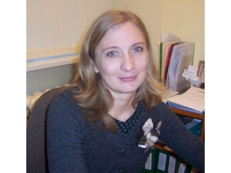 PŠPT direktorė Vilma Želvienė.
