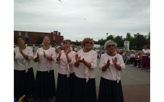 """,,Jūrės"""" šokėjai sukosi tradicinėje Jūros šventėje"""