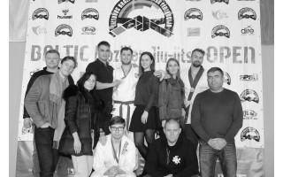 Atviras Baltijos Brazilų džiu – džitsu čempionatas