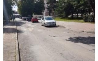 Šiandien pradedama Maironio gatvės rekonstrukcija