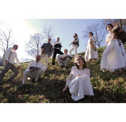 """Grupė """"Atalyja"""" Birutės parką praturtins folkroko melodijomis"""