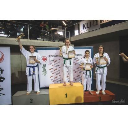 Julijai Balčiūtei – kelialapis į Europos čempionatą