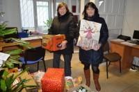 """""""Palangos tilto"""" Kalėdų gerumo akcijos maisto produktai – 30 palangiškių šeimų"""