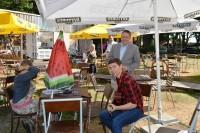 """Tarptautinę jaunimo dieną kurorto jaunimas sukvietė švęsti erdvėje """"I love Palanga"""""""