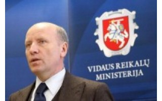 Buvęs ministras sulaukė politinės karjeros saulėlydžio