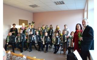 Palangos ir Kretingos akordeonistų draugystė
