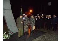 Paminėjo Lietuvos kariuomenės dieną