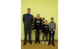 """Komandinėse šachmatų pirmenybėse pergalę šventė """"baltijiečiai"""""""