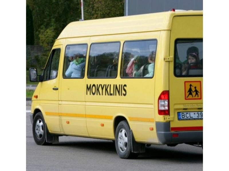 Geltonuosius autobusiukus Švietimo ir mokslo ministerija perka ir perduoda Savivaldybėms įgyvendindama Mokyklų aprūpinimo geltonaisiais autobusais 2009–2012 metų programą.
