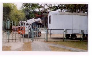 Siauroje gatvėje – statybų darbymetis