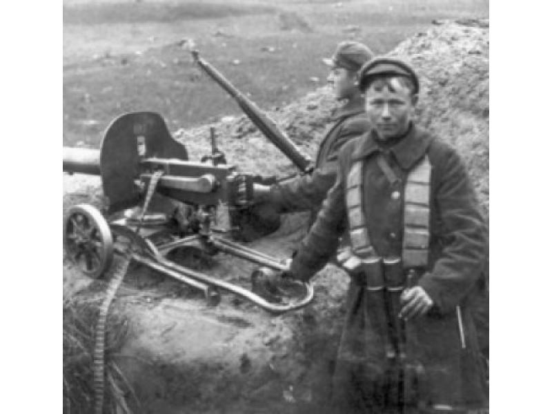 Pirmieji bermontininkai į Latviją atvyko 1919 m. gegužės 30 dieną.