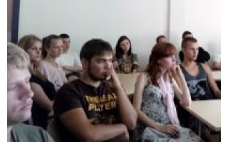 Absolventams – seminaras apie verslą