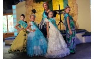 Jaunųjų modeliukų ir talentų pasirodymai