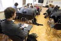 Kurorto ugdymo įstaigų tinklo pertvarką nulėmė mokinių mažėjimas