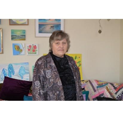 Palangos sutrikusios psichikos žmonių globos bendrijos pirmininkė Anė Petrikienė pripažino, jog šis projektas jiems itin padeda.