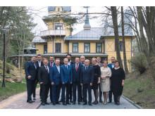 2019-2023 metų miesto Tarybos didžiausioje TS-LKD frakcijoje dera jaunystė ir patirtis