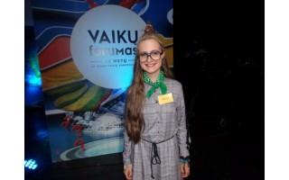 Mūza Svetickaitė – Kristinos Sabaliauskaitės trumpojo rašinio konkurso laureatė