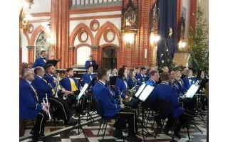 Kalėdos su Palangos pučiamųjų instrumentų orkestru