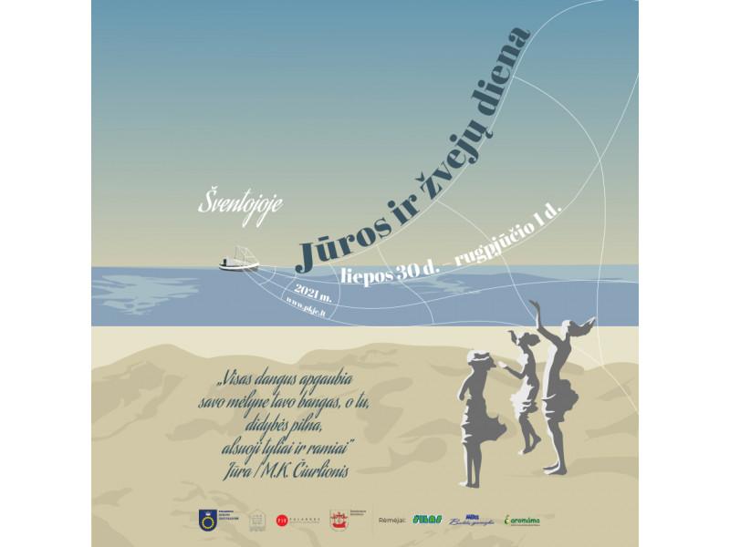 Šventosios jūros ir žvejų dienoje – pagarba žvejams, senolių žvejybos ir laivybos tradicijos, laivų lenktynės ir kitos interaktyvios veiklos