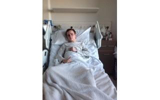 """Po kraupios avarijos Londone Lukas sveikatos pasisėmė Palangos reabilitacijos ligoninėje, kuriai vaikino mama savo knygoje """"Mamos dienoraštis"""" skyrė visą skyrių (FOTO GALERIJA)"""