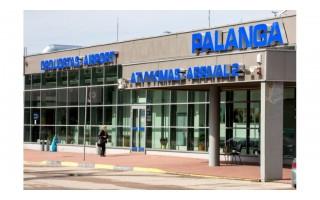 Palangos oro uosto atnaujinimą ketinama baigti kitais metais