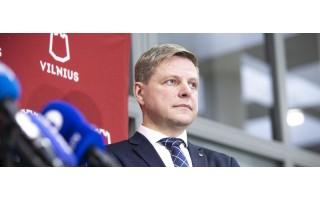 """Vilniaus meras Remigijus Šimašius kalba apie Palangos sabotažą, bet kurorto meras Šarūnas Vaitkus jam  atkerta: """"Bendrabučių šalia Birutės parko nestatysite"""""""
