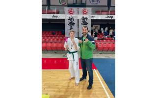 """Palangiškis Enrikas Janušonis – čempionas """"IPPON CUP 2021"""""""