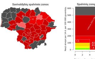 Visa Lietuva, ir Palanga, paniro į juodąją COVID-19 zoną – kurorte serga 129 asmenys