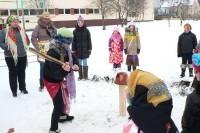 """""""Baltijos"""" pagrindinėje mokykloje – Užgavėnių linksmybės"""