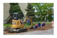 Bangų gatvėje užvirė darbai – prasidėjo rekonstrukcija