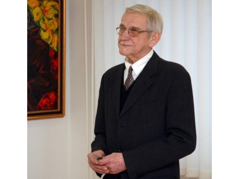 Bronius Uogintas – dailininkas, kuriam aguonos žydi ramunių pievoje