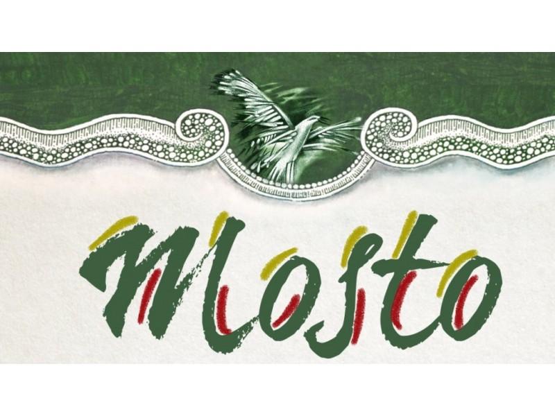 """""""Mosto"""" dailininkų dovana Lietuvai"""
