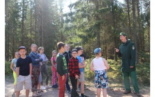 """Miškininkas Raimundas: """"Miško SPA yra kokybiškas"""""""
