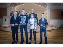 VAIKŲ KOMANDA – berniukų, gim. 2005 m. ir jaun., tinklinio komanda, Lietuvos Mini U-12 tinklinio čempionato vicečempionė. Treneris Rimas Švanys.