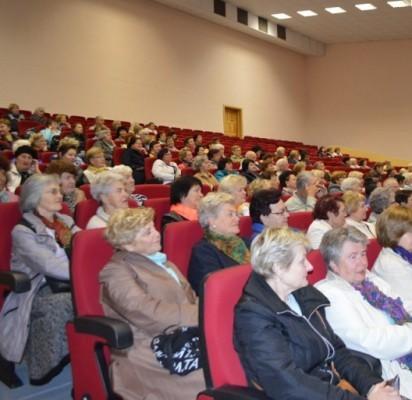Palanga minėjo Tarptautinę pagyvenusių žmonių dieną ir pradėjo naujus Trečiojo amžiaus universiteto mokslo metus