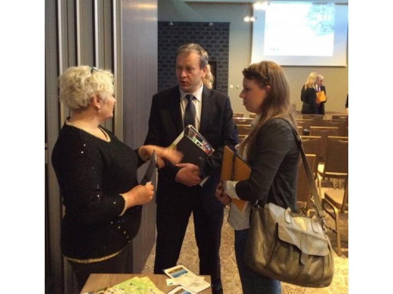 Palangos kurortas Lenkijos turizmo atstovams pristatytas Suvalkuose
