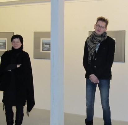 A.Plungienė, R.Venckus ir R.Plungė kalbėjo ir apie savo, ir apie kolegos Sc. Camp'o darbus.