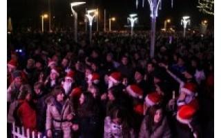Naujųjų metų sutiktuvės – daug  ramesnės nei pernai