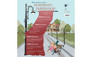 """Kurhauzas vėl skambės nuo vaikų juoko – atkeliauja menų festivalis """"Kurhauzo nykštukas"""""""