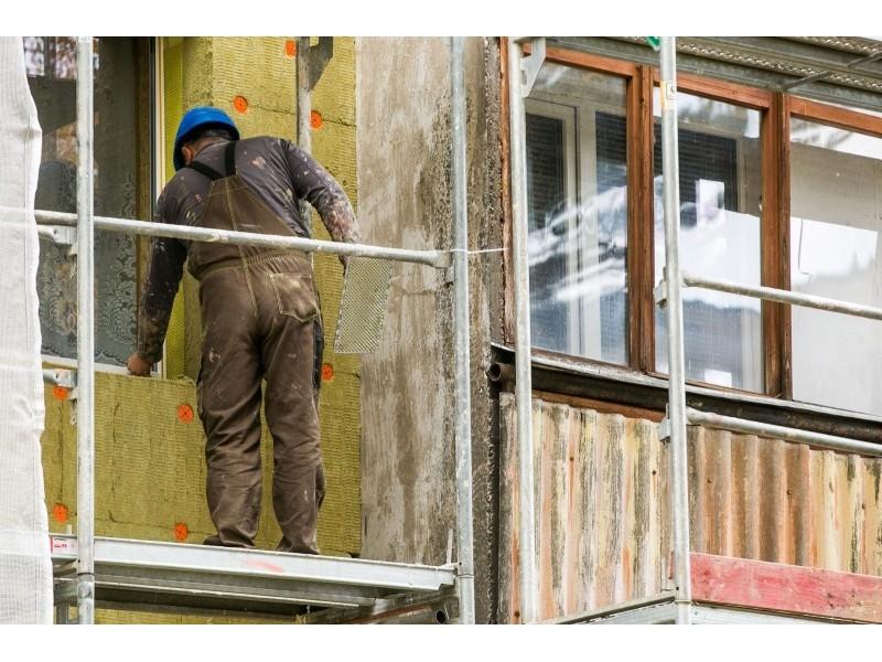 Daugiabučių namų modernizacija baigsis laiku