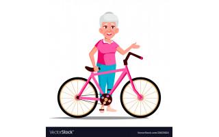 Palangoje susidūrė du dviratininkai: sužalota senjorė