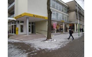Aukcione buvusios Lietuvos pašto patalpos Palangoje parduotos už daugiau nei 600 tūkstančių eurų