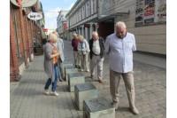 Palangos kraštovaizdžio bičiulių klubo nariai lankėsi Liepojoje