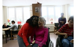Palangos neįgaliesiems ir seneliams – tarptautinio projekto partnerių dėmesys