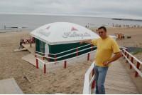 Paplūdimio verslininkai: prekybos alkoholiu griežtintojai mus taikiniu pasirinko klaidingai