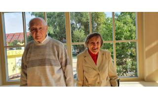 Štai ką reiškia gyventi Palangoje: Aleksandrui Stanceliui sukako 106, jo žmonai Zuzanai gegužę – 100 (FOTO GALERIJA)